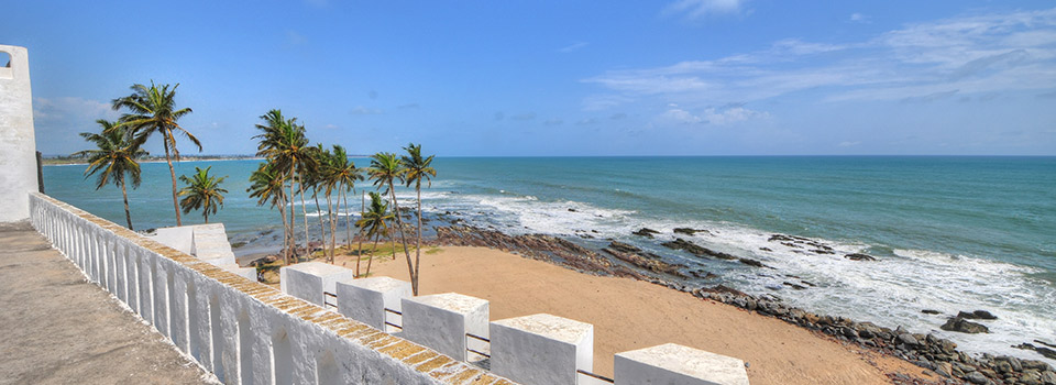 Flights from Sao Tome to Accra  from 113 EUR