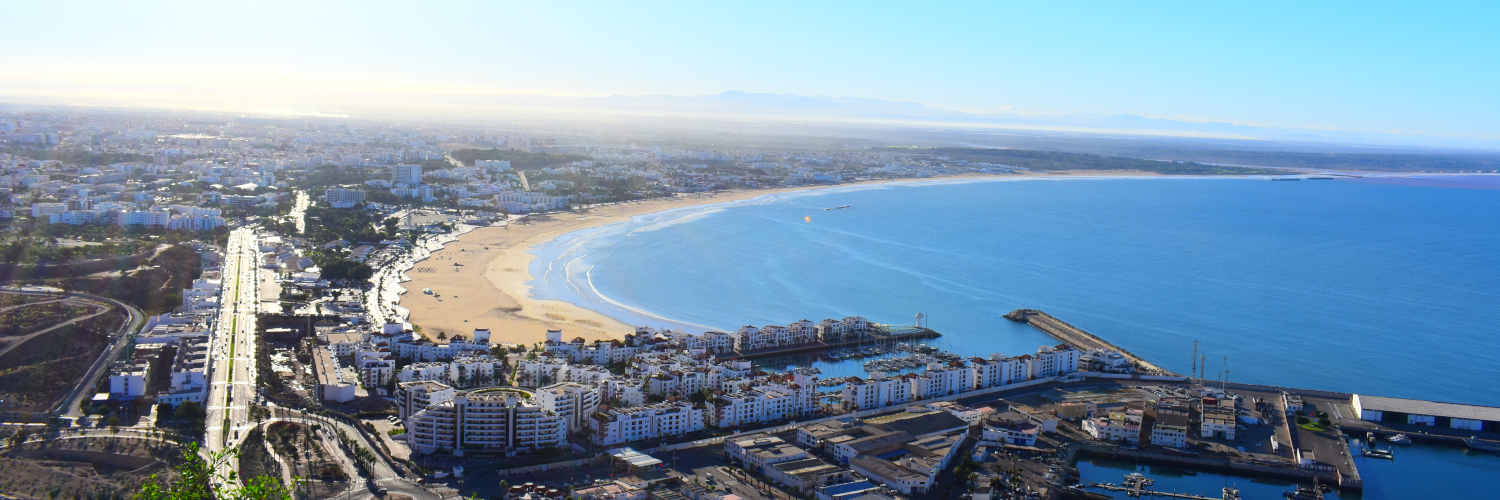 Flights from Luxembourg City to Agadir