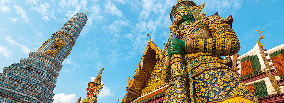Flights from Uberlandia to Bangkok