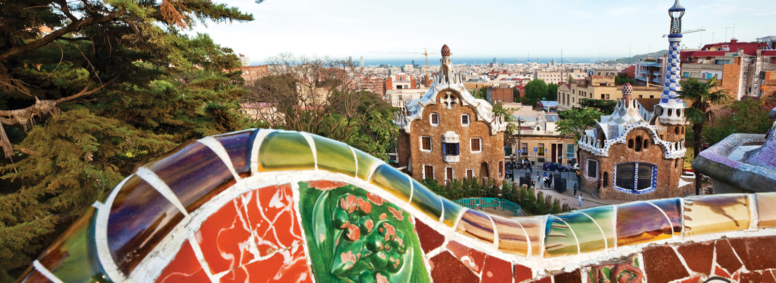 Flights from Amsterdam to Barcelona  from 94 EUR