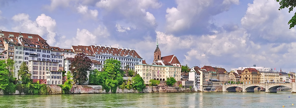 Flights from Portugal to Basel (BSL) from 196 EUR