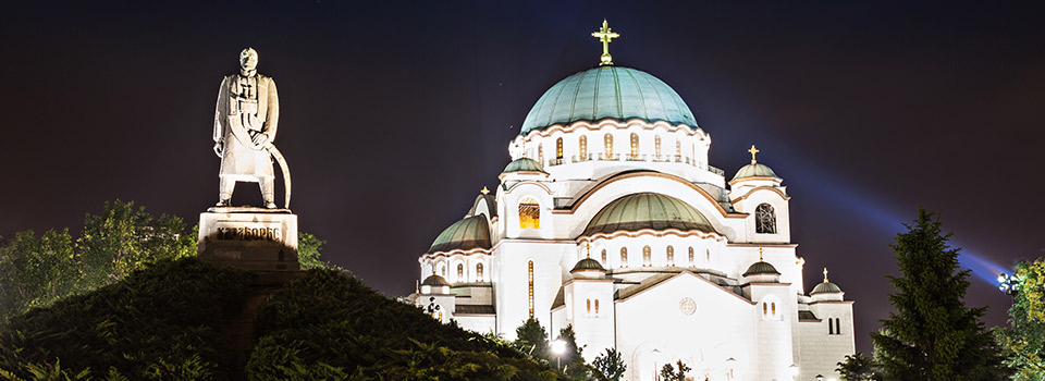 Flights to Belgrade (BEG) from 551 EUR