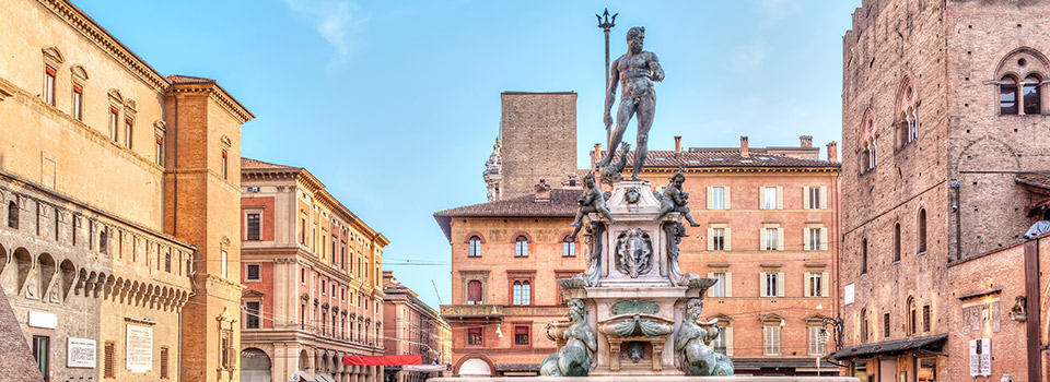 Flights from Bilbao to Bologna  from 100 EUR