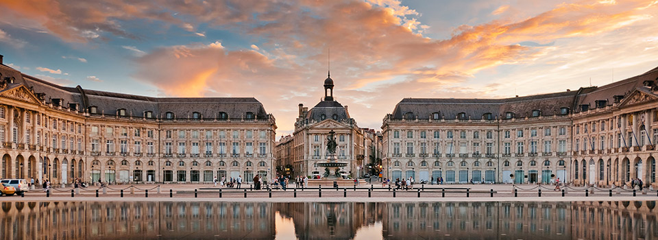 Flights from Sao Paulo to Bordeaux  from 2,481 BRL