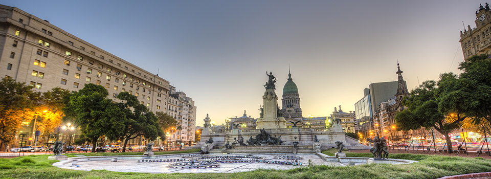Flights from Barcelona to Buenos Aires