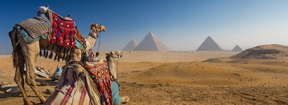 Flights from Cairo (CAI) starting at 389 EUR