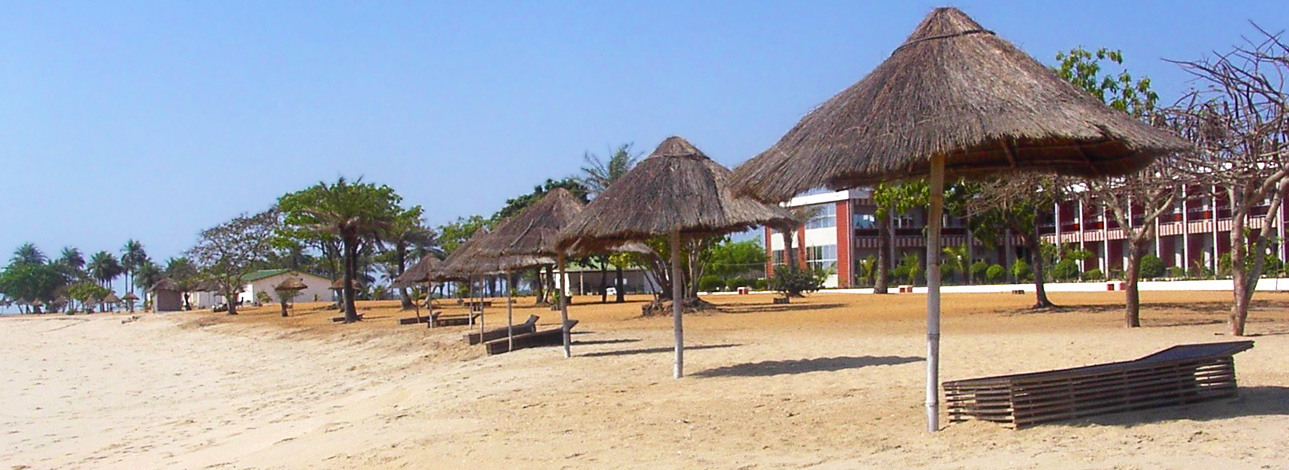 Flights from Madrid to Conakry  from 265 EUR