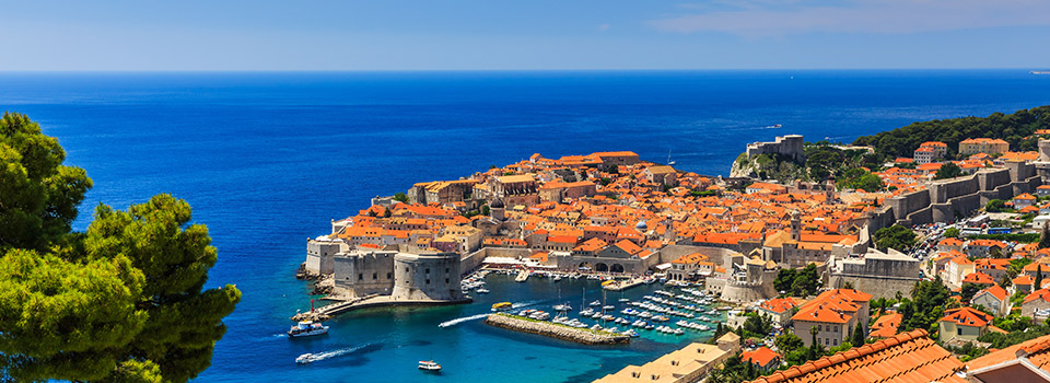 Flights from Uberlandia to Dubrovnik