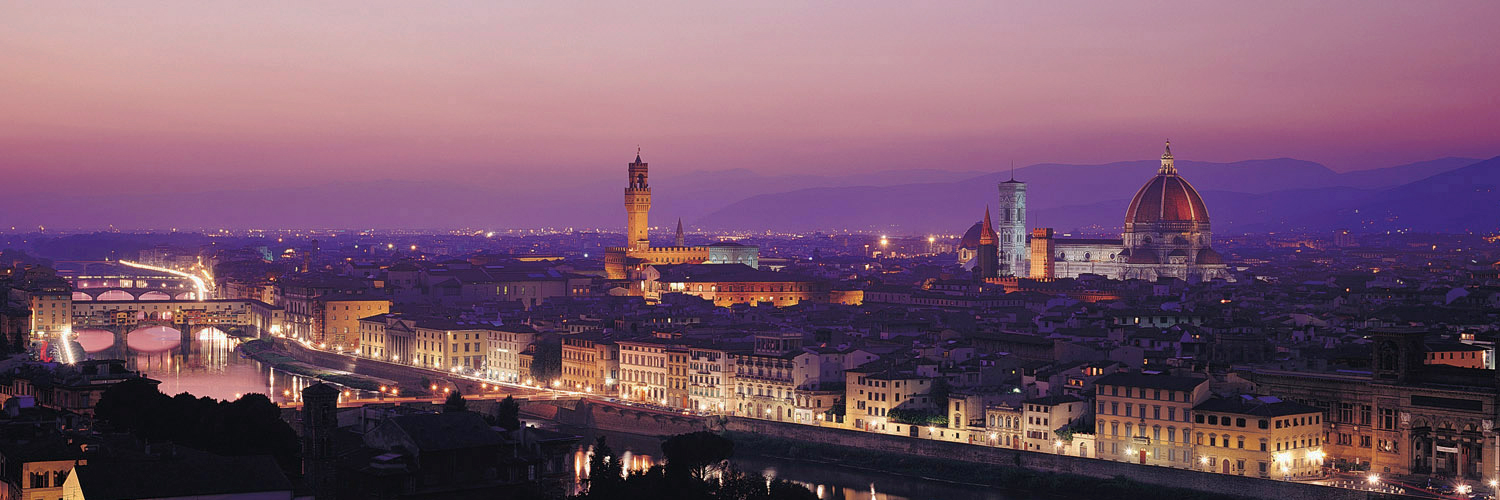 Flights from Boston to Florence  from USD 214