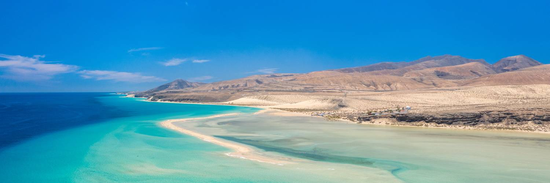 Flüge von San Francisco (SFO) nach Fuerteventura (FUE)