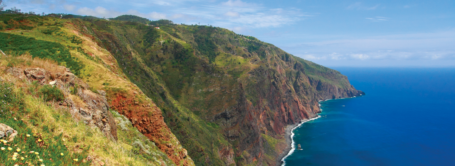 Flights from Madrid to Funchal  from 90 EUR