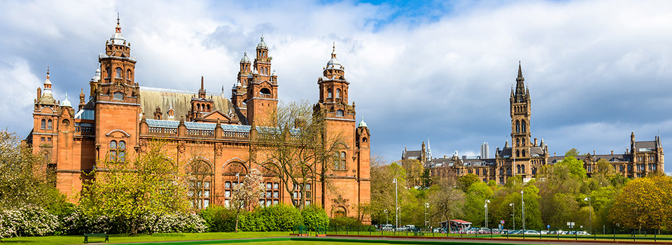 Flights from Iguazu Falls to Glasgow