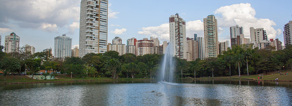 Flights from London to Goiania