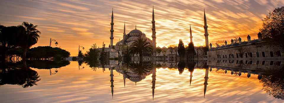 Flights from Porto to Istanbul  from 341 EUR