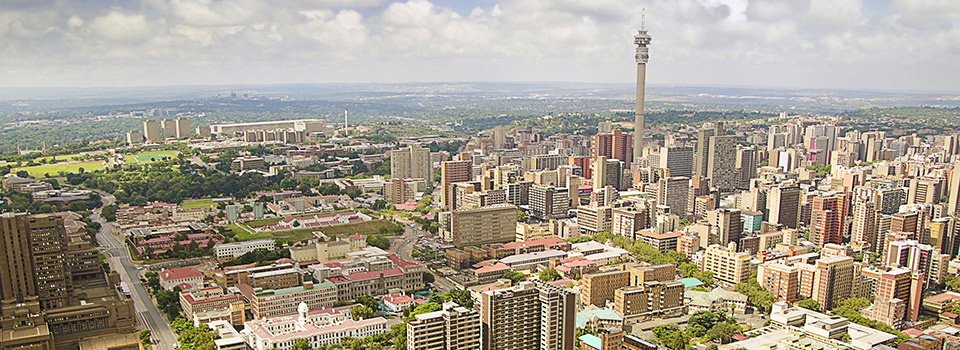 Flights to Johannesburg (JNB)