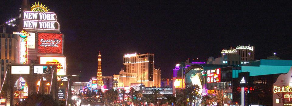 Passagens de Faro (FAO) para Las Vegas (LAS)