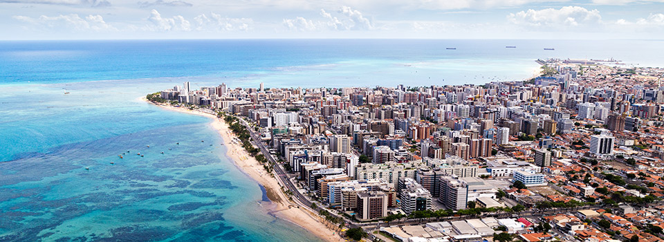 Flights from London to Maceio