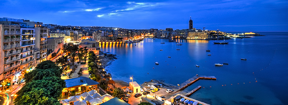 Flights to Malta (MLA) from 154 EUR