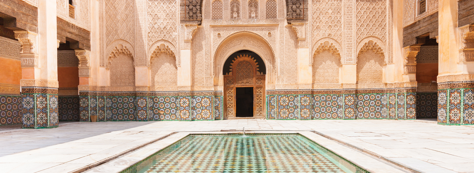 Flights from Barcelona to Marrakech  from 91 EUR
