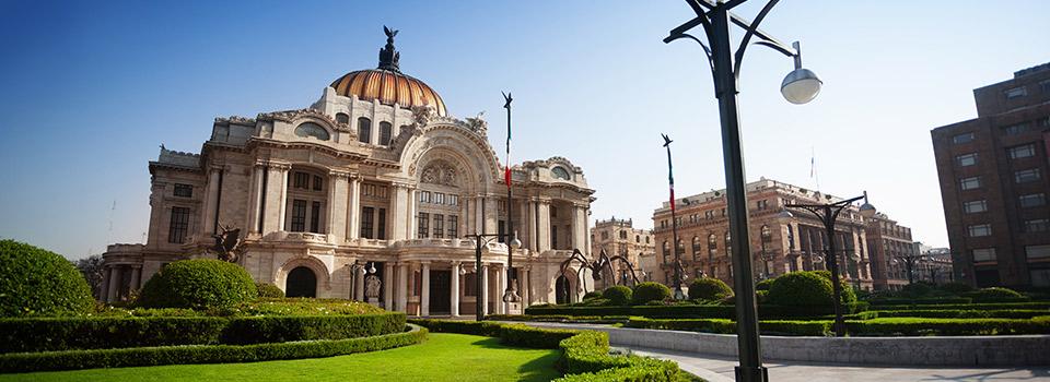 Passagens de Cidade do México (MEX)
