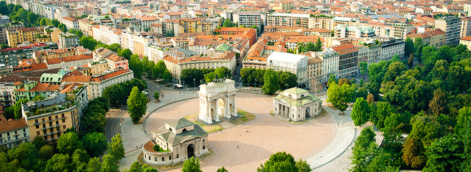 Flights to Milan (MXP) from 87 EUR