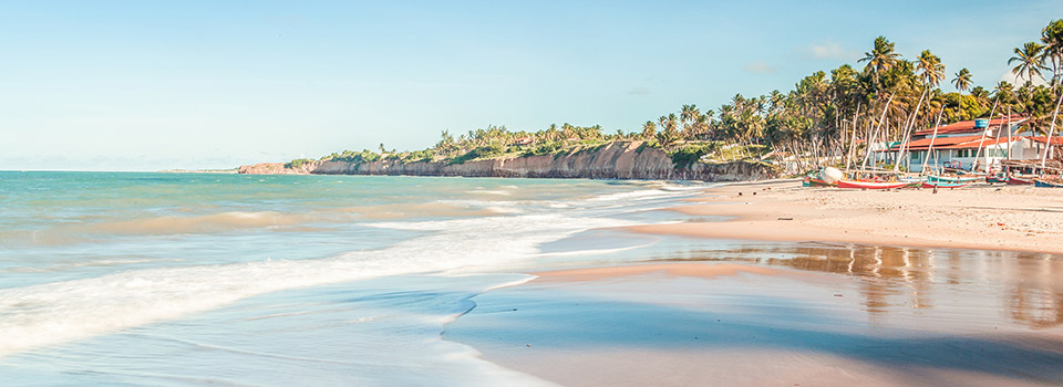 Flights from Milan to Natal  from 266 EUR