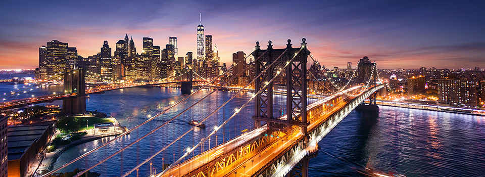 Flights from Paris to New York/Newark  from 264 EUR