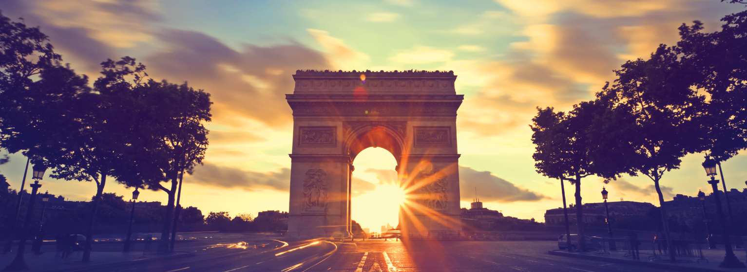 Flights from Malaga to Paris  from 70 EUR