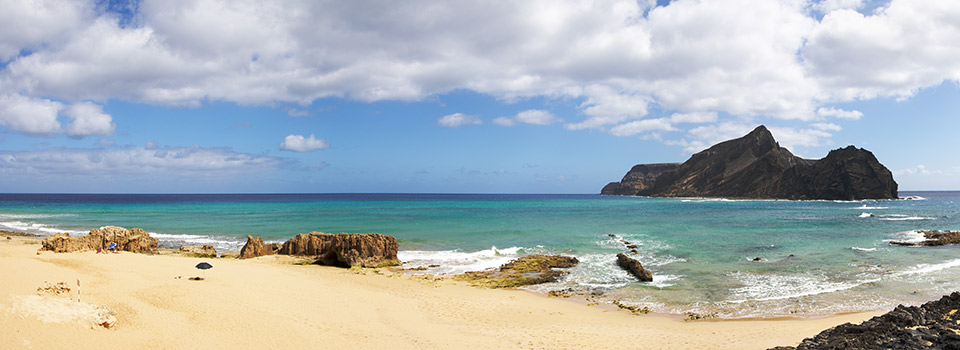 Flights from Hamburg to Porto Santo
