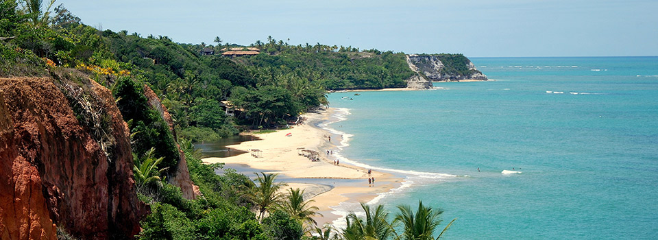 Flights from Milan to Porto Seguro  from 403 EUR