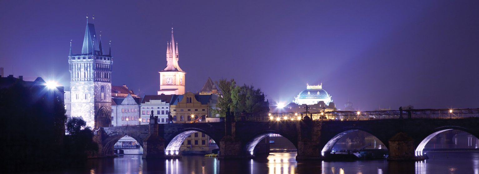 Flights from New York to Prague  from 310 EUR