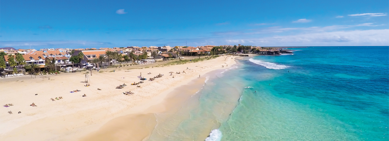 Flights to Praia (RAI) from USD 199