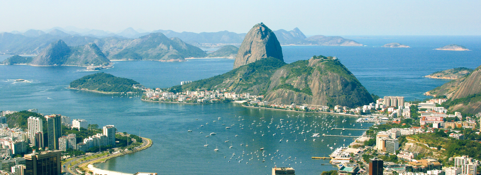 Flights from Switzerland to Rio de Janeiro (GIG) from 351 CHF