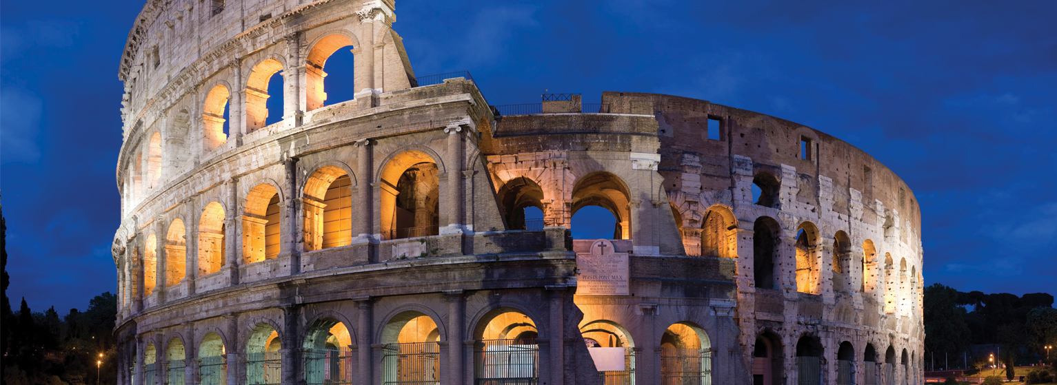 Flights from Boston to Rome  from USD 238