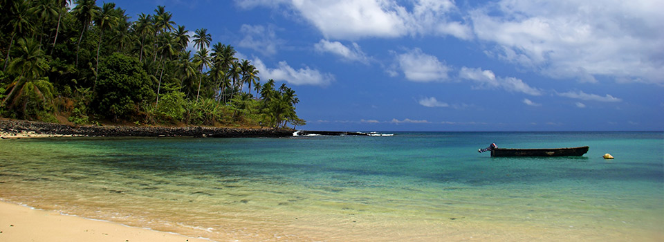 Flights from Portugal to Sao Tome (TMS) from 255 EUR