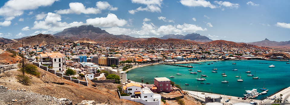Flights from Madrid to Sao Vicente  from 298 EUR