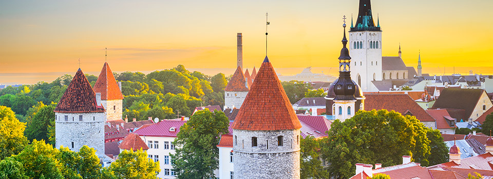 Flights from Tallinn (TLL) starting at 497 EUR
