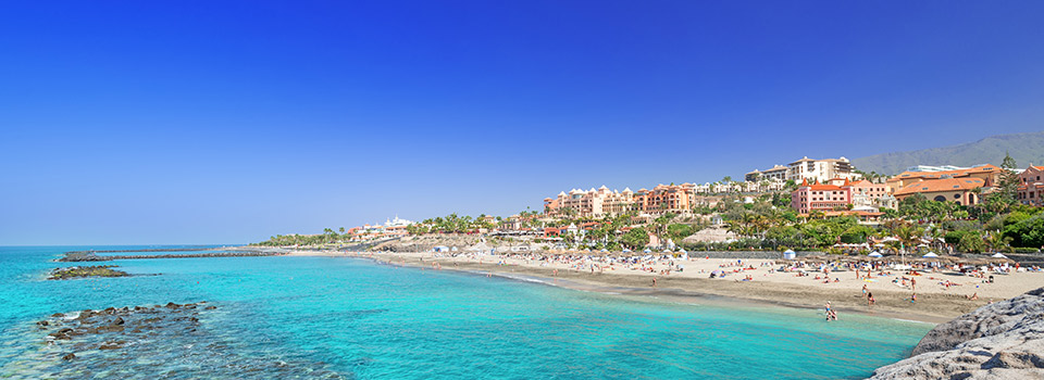 Flights from Lisbon to Tenerife  from 83 EUR