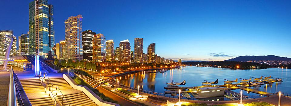 Voli per Vancouver (YVR)