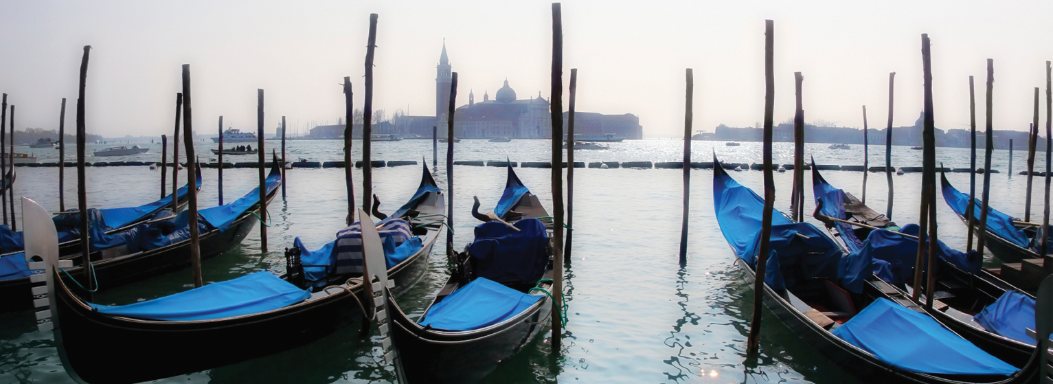 Flights from Curitiba to Venice  from 435 EUR