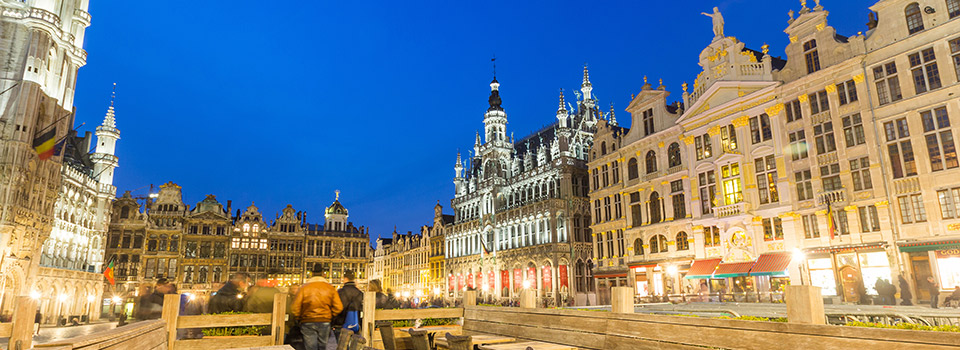 Flights to Belgium from 31 EUR