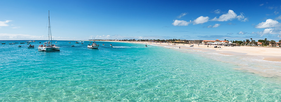 Flights to Cape Verde from 8,350 BRL