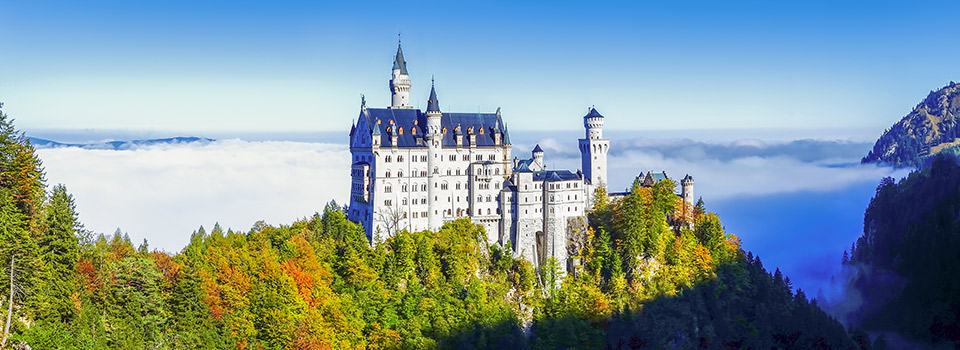 Flights to Germany from 273 EUR