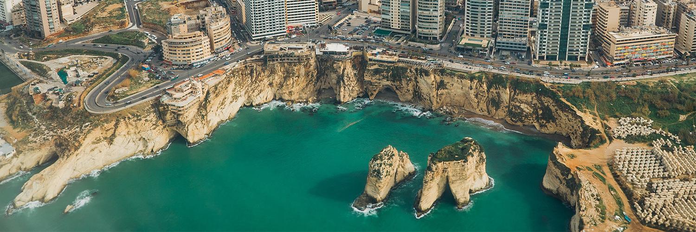 Vols vers Liban