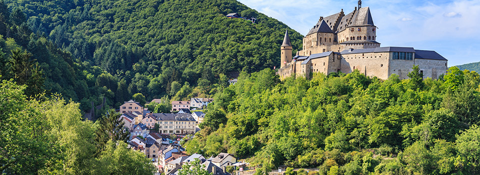 Flights from Luxembourg starting at 26 EUR