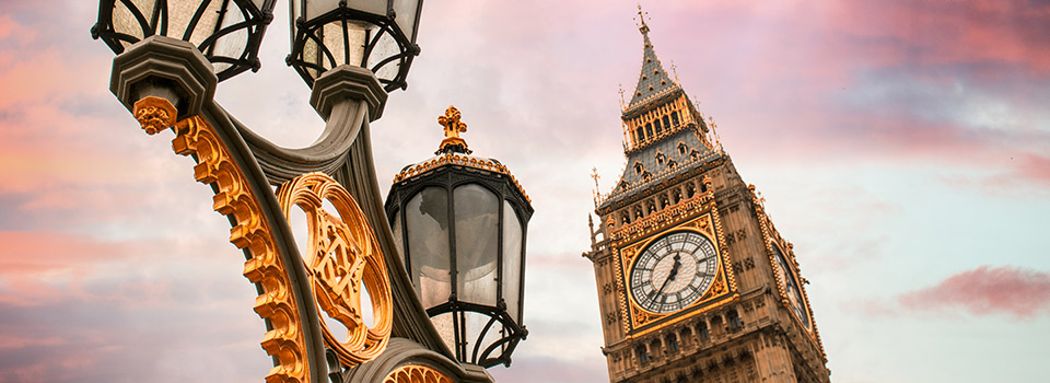 Flights to United Kingdom from 43 EUR