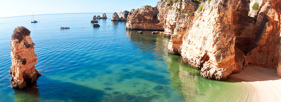 Flights to Algarve